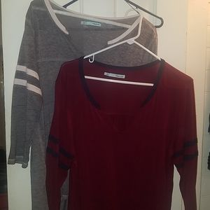 Maurices shirts